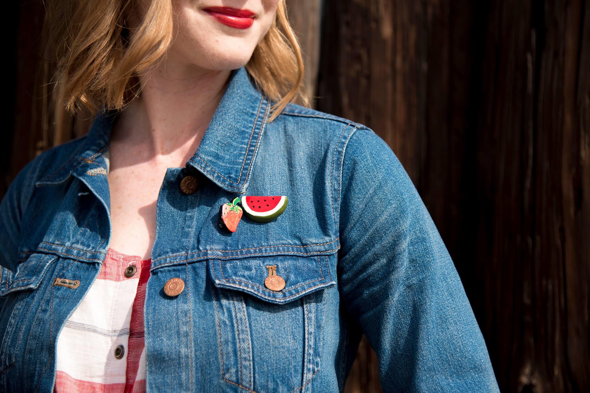 StyleServant Vintage Pins